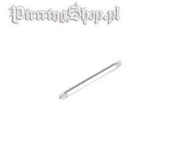 PRęCIK PROSTY BARBELL grubość 1,0mm