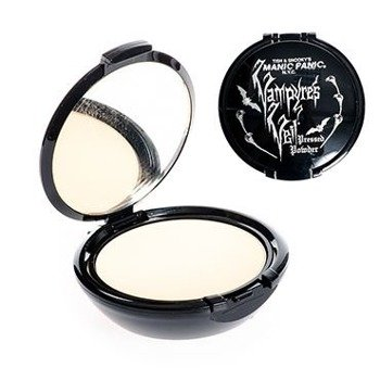 Puder do twarzy MOONLIGHT VAMPYRES VEIL - MANIC PANIC
