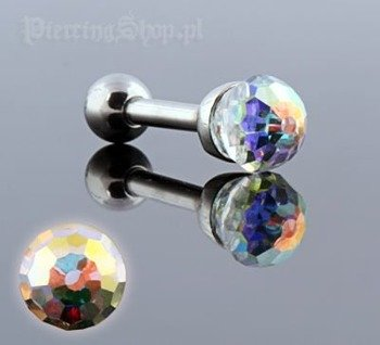 kolczyk piercing do ucha UPPER EAR  [TIP-149]