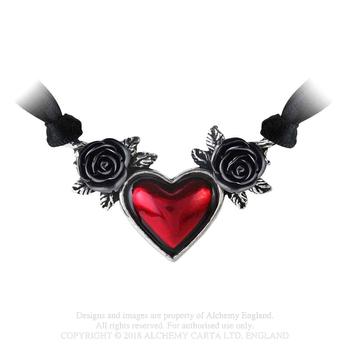 naszyjnik BLOOD HEART