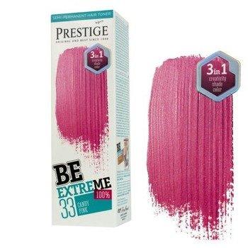 toner do włosów BeEXTREME PRESTIGE - CANDY PINK
