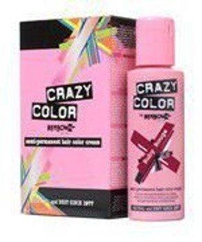 toner do włosów CRAZY COLOR - RUBY ROUGE [66]