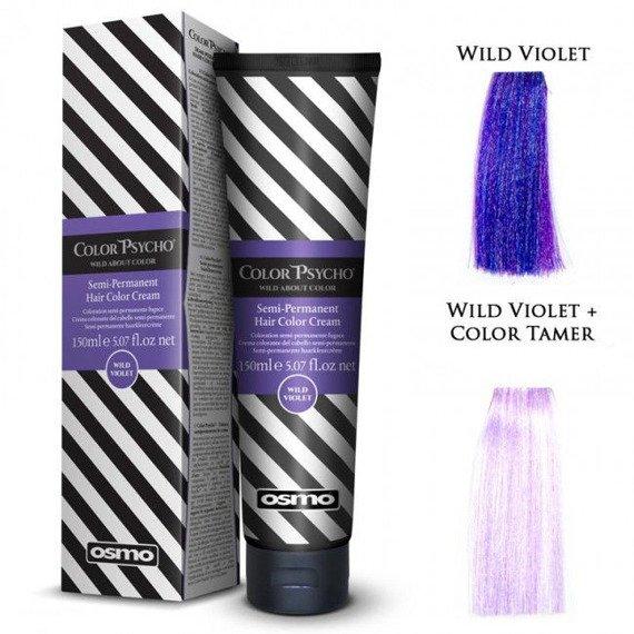 toner/krem do włosów OSMO COLOR PSYCHO - WILD VIOLET (05)