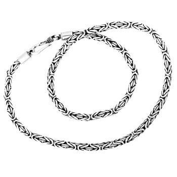 naszyjnik VIKING, srebro 925