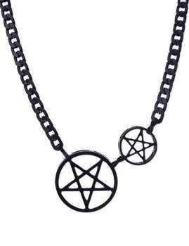 naszyjnik pentagram PENTACLE CHAIN