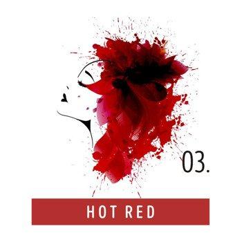 toner do włosów FUNKY COLOR - HOT RED [03]