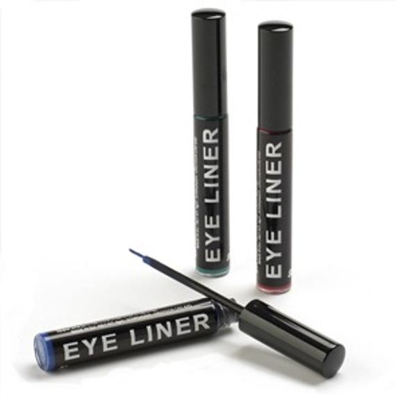 konturówka do oczu (eyeliner), kolor CZARNY (BLACK)