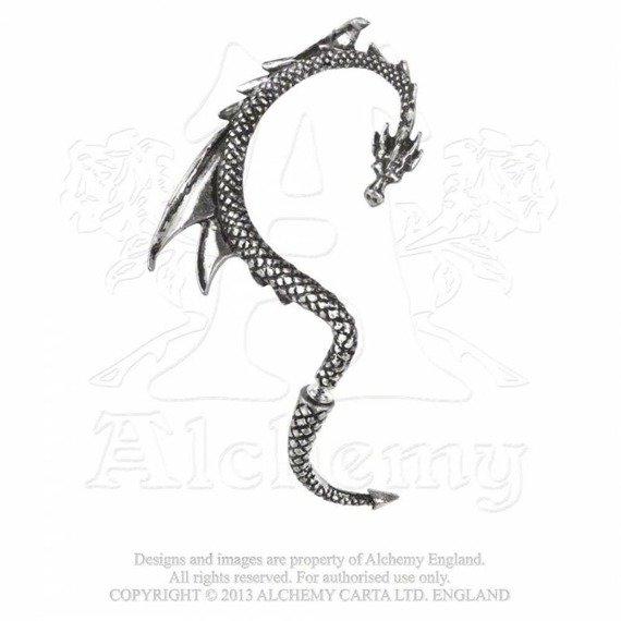 kolczyk THE DRAGON'S LURE